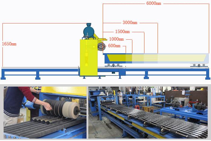 平面圆管抛光机产品图